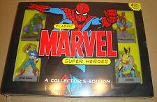 CLASSIC MARVEL SUPER HEROES A COLLECTOR'S EDITION - MARVEL COMICS/BARNES & NOBLE