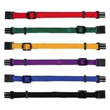 Trixie Welpenhalsbänder - 6er-set 1 M-l 22-35 Cm
