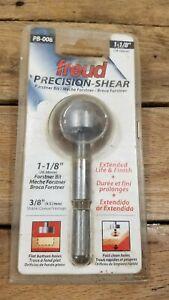"Freud PB-008 1-1/8"" Precision Shear Forstner Bit Set"