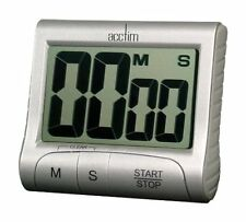 Acctim Digital Jumbo LCD Countdown/up Kitchen Timer 55087 Battery Included