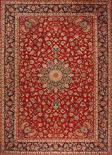 Orientteppich Echter Handgeknüpfter Perserteppich (410 x 294)cm TOP Zustand 3757
