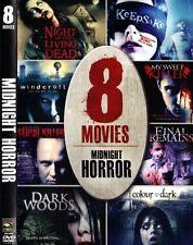 8 Movies - Midnight Horror (DVD)