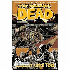 The Walking Dead 24 Leben und Tod HORROR ZOMBIE COMIC 9783864254185 KANIBALEN LP