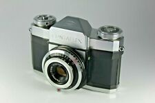 Zeiss Ikon Contaflex 35mm Rangefinder Camera with Pantar 2.8 45mm Lens