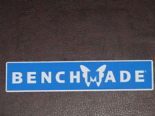 "Benchmade Knife Knives Vinyl  6"" Decal Sticker Emerson FREE Shipping NEW"