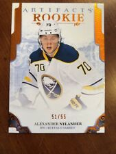 17-18 UD Artifacts Rookies Orange #170 Alexander Nylander /55