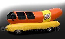 Oscar Mayer Wienermobile Hot Dog Vintage Classic Car Photo CA-0969