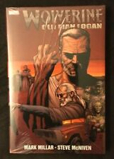 NEW! Still Sealed! OLD MAN LOGAN (2009) HARDCOVER Millar Marvel