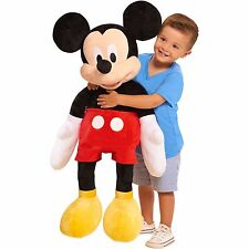 """Disney Mickey Mouse 36"""" Plush-Licensed Product-Mickey Mouse Soft Plush-NEW!"""