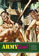 Army Camp! Journal (2013, Hardcover) Tongue And Cheek Gift Military