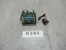 Moog D123-089 + D123-088b + Bobina B61699 Proportionalsteuerung Scheda