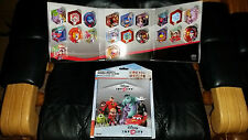 BRAND NEW Disney Infinity Power Disc Album Series Wave 1 Holds 20 Factory Sealed