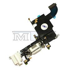 Lade Anschluss Buchse Headphone Flexkabel Microfon Antenne iPhone 6S weiss (213)