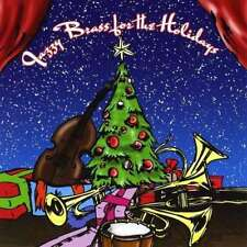 JAZZY BRASS FOR THE HOLIDAYS - 14 TRACK MUSIC CD - BRAND NEW - E583