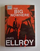 The Big Nowhere - by James Ellroy - MP3CD - Audiobook
