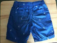 Blue Gymboree Boys Shorts Size 4