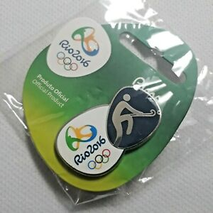 NEW Official Pin Olympic Games Rio 2016 Limited edition - Field Hockey Icon
