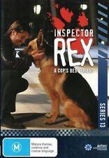 Inspector Rex : Series 13 (DVD, 2014, 3-Disc Set)