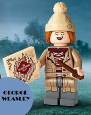 LEGO Harry Potter Series 2 Minifigure HP George Weasley Marauder Map #11 SEALED