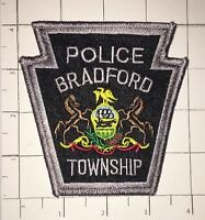 Moon Township Pennsylvania Police Patch New Old Stock