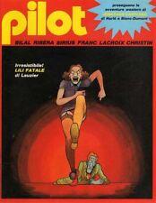 fumetto PILOT ANNO 1982 NUMERO 10 NUOVA FRONTIERA