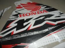 Honda Xr 600 R, XR600R XR600 Graphics tank decals excellent quality competition