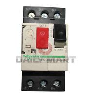 New Schneider Telemecanique GV2-ME08C 2.5-4A GV2ME08C Motor Circuit Breaker