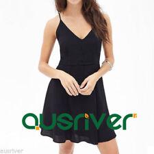 Short Sleeve Casual Dresses for Women's Tea