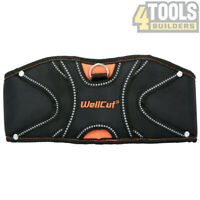 WellCut Super-Heavy Duty Weight Padded Tool Belt For Professionals