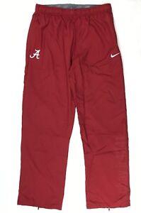 Nike Alabama Crimson Tide Team Dry Pant Women's Medium Red $70 923233