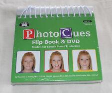 Super Duper Publications BK373 - Photo Cues Flip Book & DVD