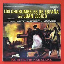 El Sitio De Zaragoza Los Churumbeles De España CARINO RCA 1963 MINT