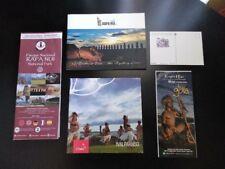 Easter Island Travel Guides Brochures History &  Rapa Nui Moai Culture Book