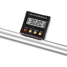 MINI MAGNET digitale Goniometro Inclinometro Misuratore Angolo 360 ˚ angolo di inclinazione verticale