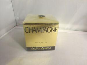 Yves Saint Laurent Champagne Eau de Toilette 100 ml neu OVP in Folie