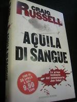LIBRO: AQUILA DI SANGUE - CRAIG RUSSELL - SONZOGNO ED. 2005 ****