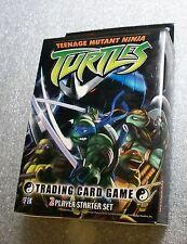 TEENAGE MUTANT NINJA TURTLES Trading Card Game 2 Player Starter Set