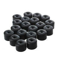 20 Wheel Nut Bolt Cover Cap 17mm For Volkswagen Golf MK4 Passat Audi Beetle O6H3