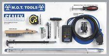 Sealey MOTBKIT Mot Tool Board With Tools Diagnostic Service Equipment Supplies