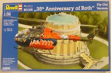 Revell 1/32 Air Bus Helicopter BO105 Roth Fly Out Version Model Kit 4906