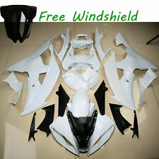 Unpainted ABS Plastic Fairing Body For YAMAHA YZF R6 YZF-R6 2008-2016 09 10 11
