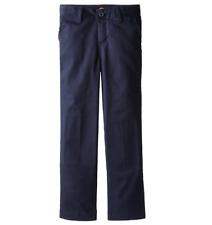 Dickies Khaki Boys' Flex Waist Stretch Pant, Dark Navy, 8