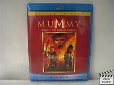 The Mummy: Tomb of the Dragon Emperor (Blu-ray Disc) Brendan Fraser Jet Li