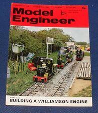 MODEL ENGINEER 3RD - 16TH SEPTEMBER 1976 VOLUME 142 NUMBER 3544