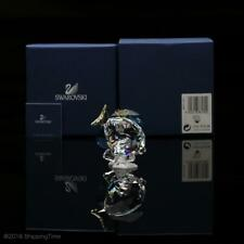 Swarovski Scs Figurine 2007 Blue Tang Fish Colored 886180