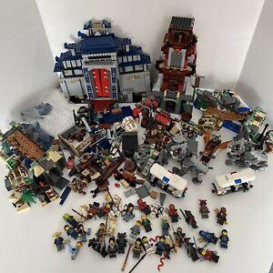 Huge LEGO Ninjago Sets & Minifigures Bundle Job Lot Temple Movie 70617 70594 Wtx