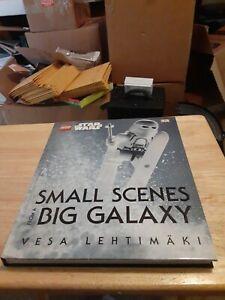 Small Scenes from a Big Galaxy, Hardcover by Lehtimaki, Vesa, Brand New, Free...
