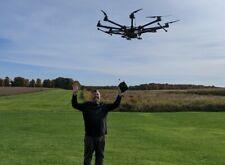 DJI S1000 Drone, A2 Flight Controller, 2 Batteries, Jumper T-18 Controller RTF