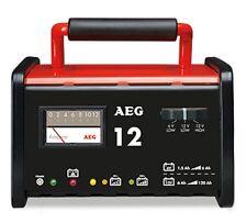 AEG atelier Chargeur de Batterie Batterie Charger wm12 6v & 12v 97009