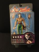 SOTA Toys Street Fighter Round Series 2 Action Figure Vega Green Variant A32